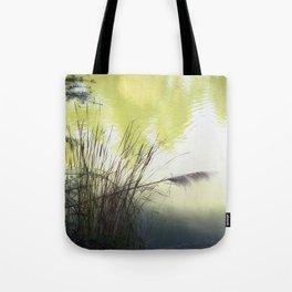 Heavenly Pond Tote Bag