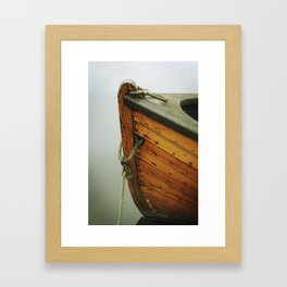 waterline Framed Art Print
