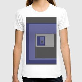 Blue Squares T-shirt