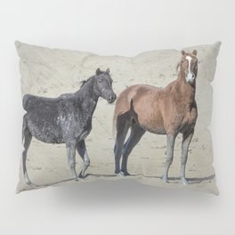 Mud Stockings Pillow Sham