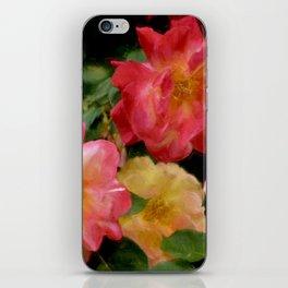 Rose 374 iPhone Skin