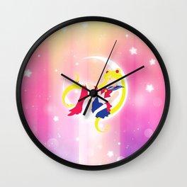 Sailor Moon Wall Clock