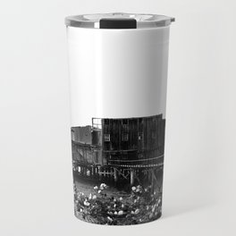 Abandoned Building Travel Mug