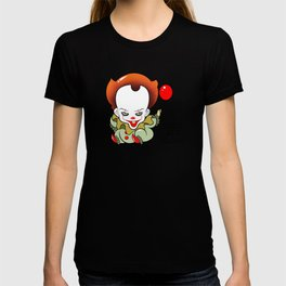 Pennywise From The Movie IT T-shirt