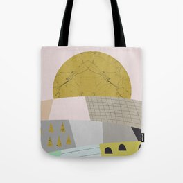 Little hills Tote Bag