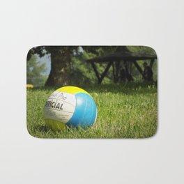 Volleyball Bath Mat