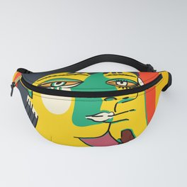 Picasso - Woman's head #7 Fanny Pack