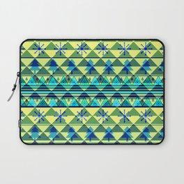 Christmas pattern III Laptop Sleeve