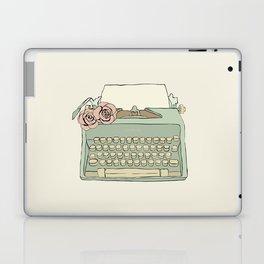 Retro typewriter Laptop & iPad Skin