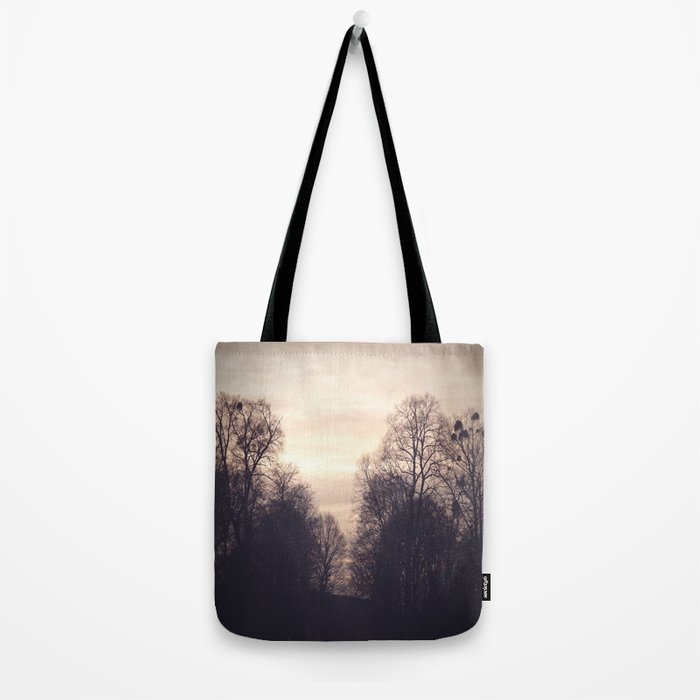 dreamy trees Tote Bag