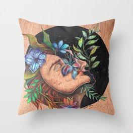 SelvaSueño Throw Pillow
