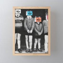 Hegemon Framed Mini Art Print