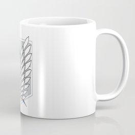 Shingeki no Kyojin - Brigade d'Exploration Coffee Mug