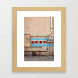 Chicagoland Framed Art Print