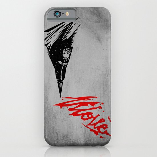 Last love note iPhone & iPod Case