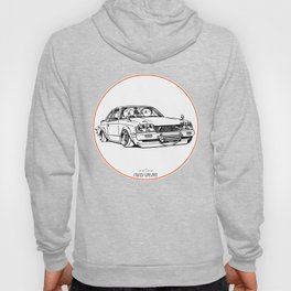 Crazy Car Art 0208 Hoody