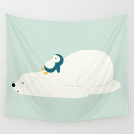 Time To Chill Wall Tapestry