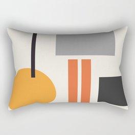 Mid Century 05 Rectangular Pillow