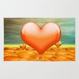 Heartrain Rug