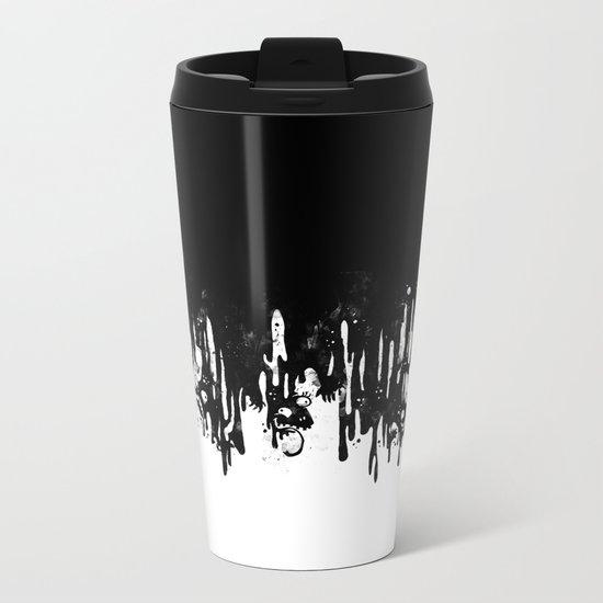 Meltdown Metal Travel Mug