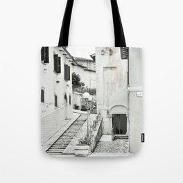 Old Italian city Tote Bag