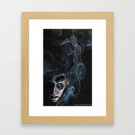 Nosferatu Shadows Framed Art Print
