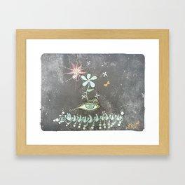 my art Framed Art Print