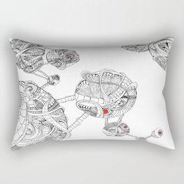 Spaceballs Rectangular Pillow