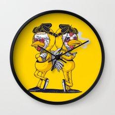 Pollos Wall Clock