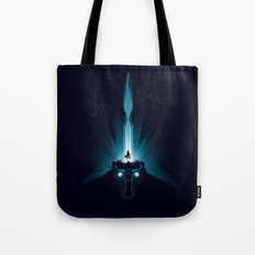Wander and the Colossus Tote Bag