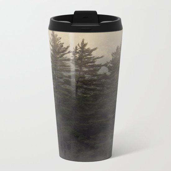 the coming light Metal Travel Mug