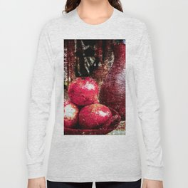 Pomegranates And A Pitcher Long Sleeve T-shirt