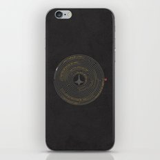 I'll Tell You A Riddle iPhone & iPod Skin