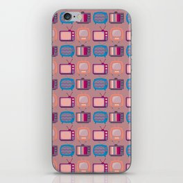 Television Sets iPhone Skin