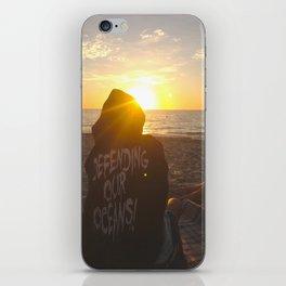 Marine Militance  iPhone Skin