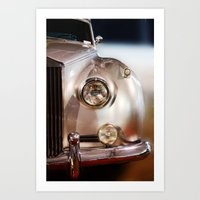silver Art Prints featuring Silver by Lia Bernini