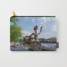 Berlin Canal Carry-All Pouch