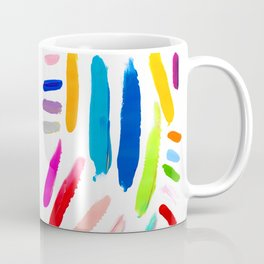 Emile Pattern Coffee Mug