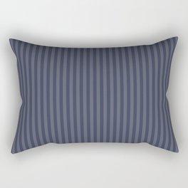 Grey stripes Rectangular Pillow