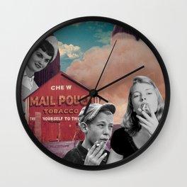 SmoKings Wall Clock