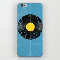 500 days of summer iPhone & iPod Skins featuring (500) Days of Summer by Bill Pyle