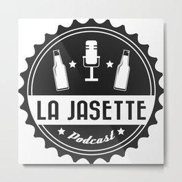 La Jasette Metal Print