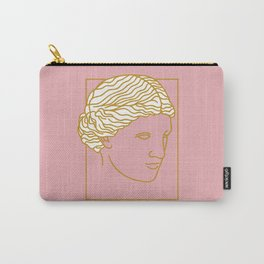 Aphrodite Face Carry-All Pouch