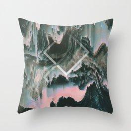 clash.exe Throw Pillow