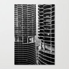 Bertrand's Buildings Canvas Print