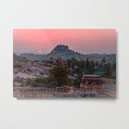 Jungle book: sunrise Metal Print
