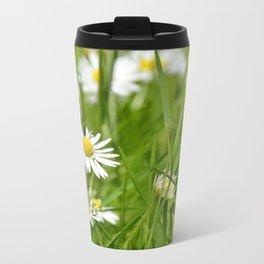 Summer meadow 76 Metal Travel Mug