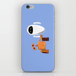 Wall-E and Eve iPhone Skin