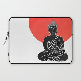 buddha meditation Laptop Sleeve