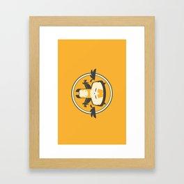 JAN19 Framed Art Print